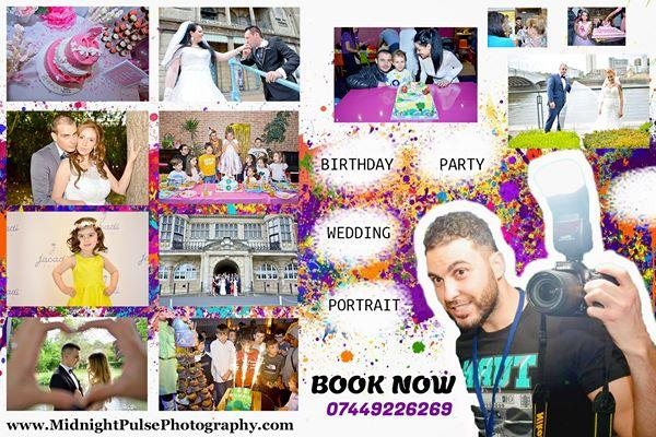 Midnight Pulse - Proffesional photography services in London